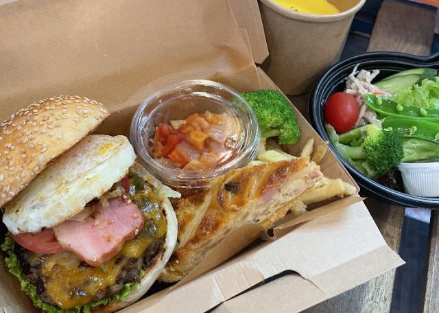 [OPEN]お腹も心も満たされる贅沢なハンバーガーを味わおう![グルメ]