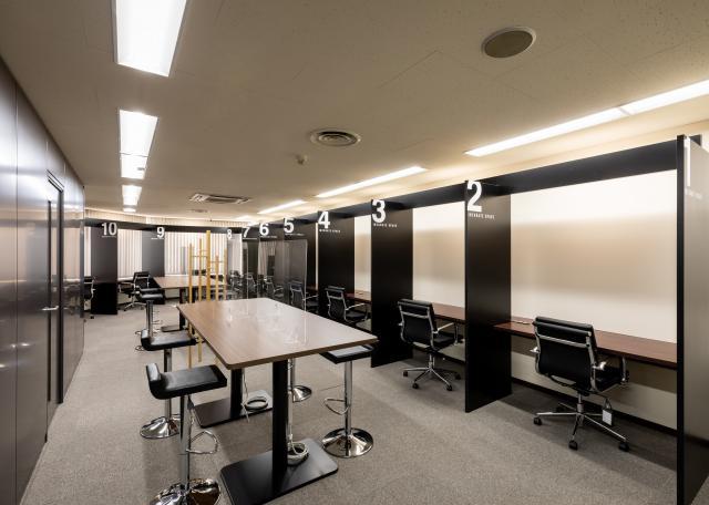 [OPEN]静かで落ち着いた空間で仕事の効率化を![就職・企業・ビジネス]