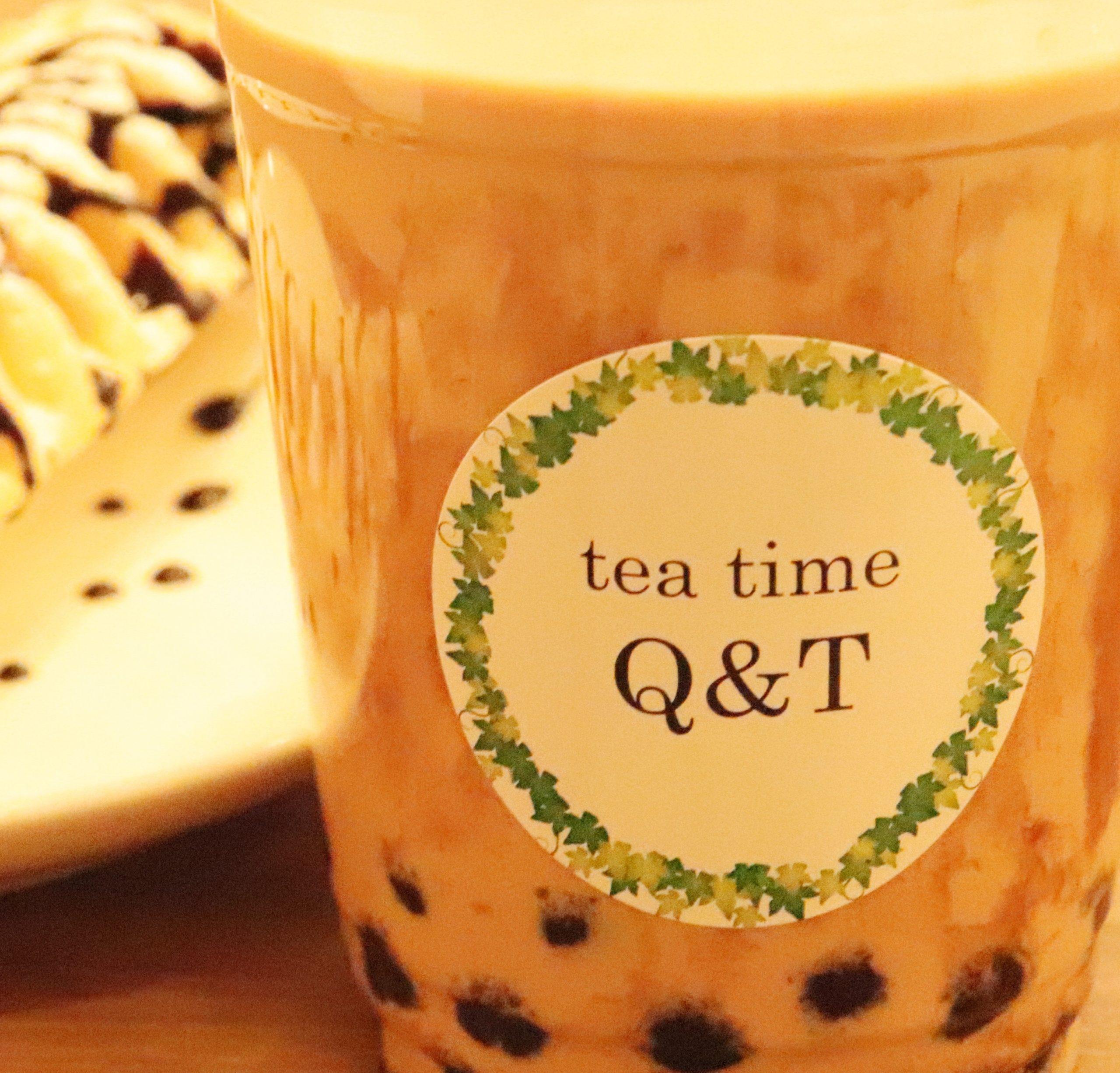 【営業時間変更のお知らせ teatimeQ&T 様】
